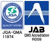 ISO9001:2000認証取得