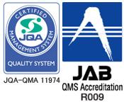 2005年2月18日 ISO9001:2000認証取得