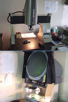 三次元測定器/投影機